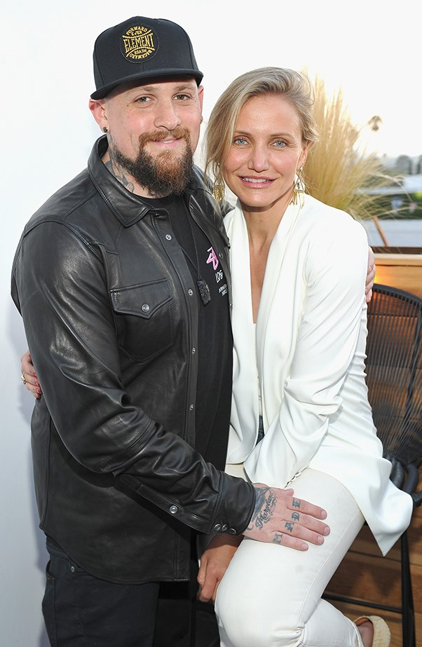 <p><strong>Benji Madden and Cameron Diaz</strong> <p>They seemed like an unlikely pairing, but based on what Cameron has said about her husband, they're very much in love. They got married spontaneously in January 2015.