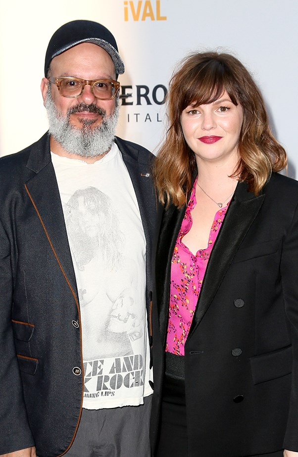 <p><strong>David Cross and Amber Tamblyn</strong> <p>David and Amber have been married since October 2012.