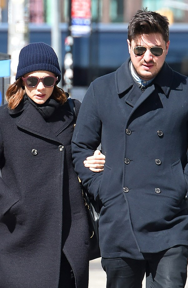 <p><strong>Carey Mulligan and Marcus Mumford</strong> <p>How cute is this: Carey and Marcus were childhood pen pals before reconnecting as adults. They got married in April 2012 and welcomed their first child, a daughter named Evelyn, in September 2015.