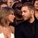 Calvin Harris Shades Taylor Swift When Accepting His VMA For