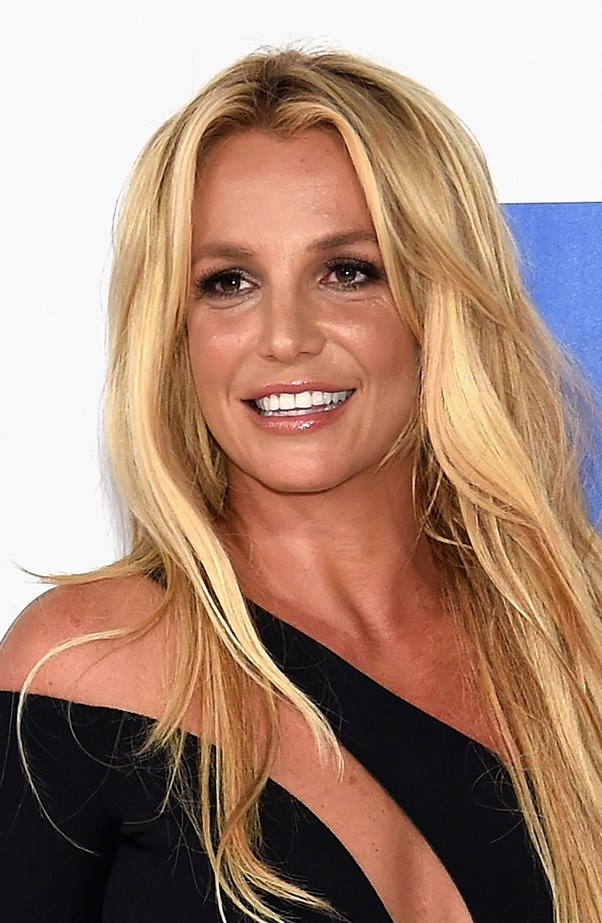 <p>This is signature Britney Spears.