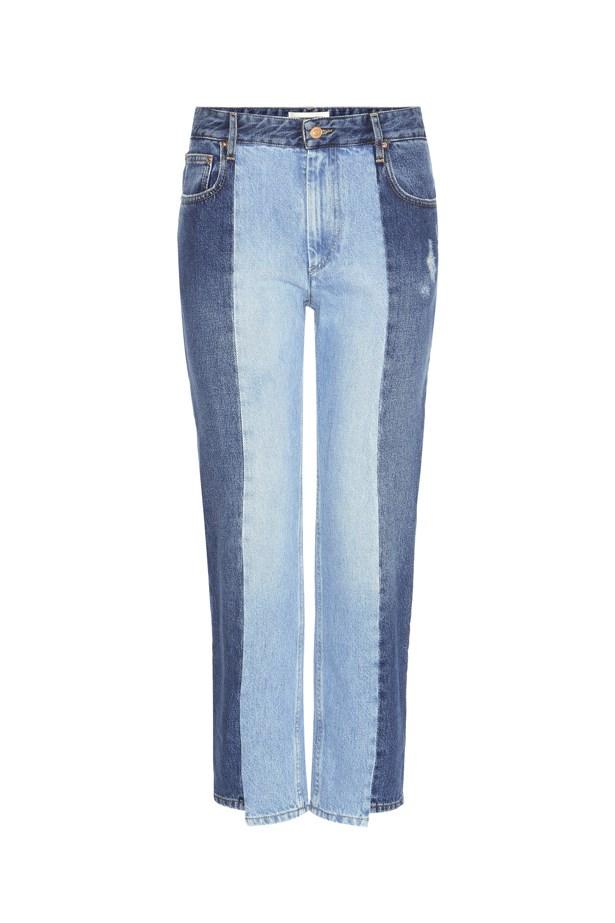 "Jeans, $475, <a href=""http://www.mytheresa.com/en-au/clancy-cropped-jeans-643416.html?catref=category"">Isabel Marant Étoile at mytheresa.com</a>."