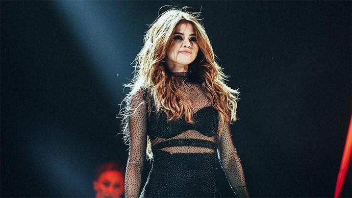 Selena Gomez Revival Tour.
