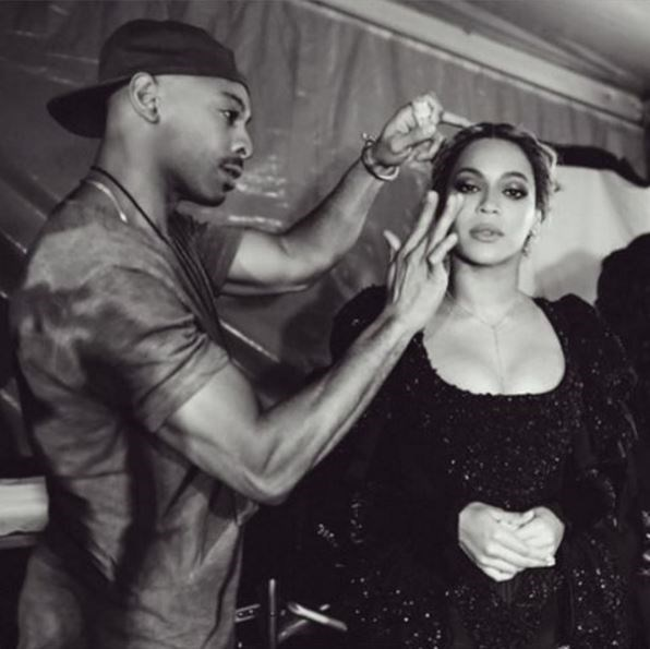 """<p><strong>Sir John B</strong> <p>Your name will be known if you're doing Beyoncé's makeup. <p><a href=""""https://www.instagram.com/sirjohnofficial/"""" target=""""_blank"""">Instagram.com/sirjohnofficial</a>"""