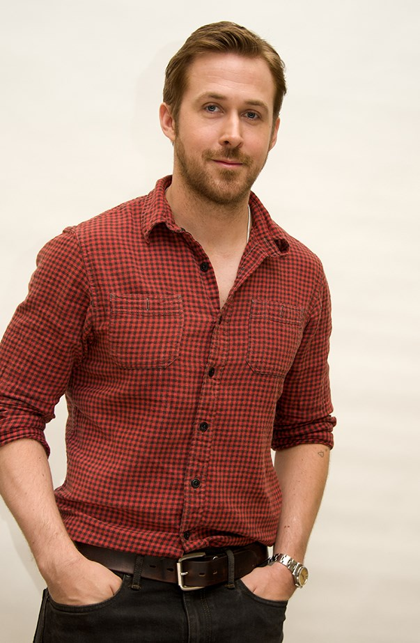 """<p><strong>Ryan Gosling</strong> <p>Ryan Gosling said the most about fatherhood while on the promo tour for <em>The Nice Guys</em> in May 2015. He told <a href=""""http://celebritybabies.people.com/2016/05/10/ryan-gosling-daughter-amada-life-great/"""" target=""""_blank""""><em>People</em></a>, """"It sounds so clichéd, but I never knew that life could be this fun and this great."""" And of course, let's not forget how he described living with three women (Eva Mendes and their daughters, Esmeralda and Amada): """"It's heaven. It's like walking through a field of flowers every day. I live with angels."""""""