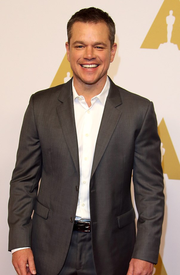 """<p><strong>Matt Damon</strong> <p>Matt Damon and his wife Luciana Barroso have four daughters: Alexia (from Luciana's previous marriage), Isabella, Gia and Stella. Matt gushed about being a father to <a href=""""http://www.etonline.com/news/170489_matt_damon_gushes_about_fatherhood_my_whole_life_opened_up_when_i_became_a_dad/"""" target=""""_blank""""><em>Entertainment Tonight</em></a> in 2015, saying, """"I think everything changes in little wonderful ways. My whole life opened up when I became a dad. I'm very much on the receiving end of all the good stuff."""""""
