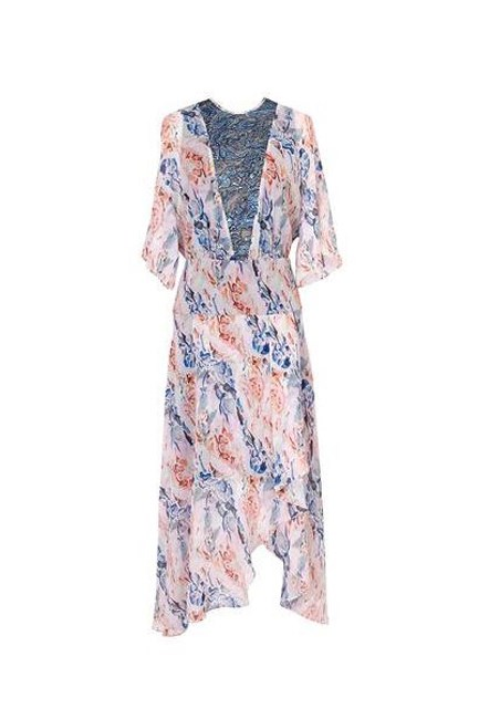 """Mojave Dress With Sleeve, $749, <a href=""""http://www.gingerandsmart.com/mojave-dress-with-sleeve-9340057141040.html"""" target=""""_blank"""">Ginger and Smart</a>."""