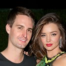 Miranda Kerr Gets Candid About Her Home Life With Evan Spiegel image