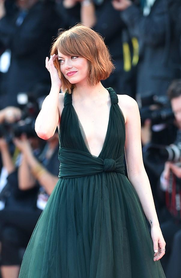 Emma Stone Venice Film Festival