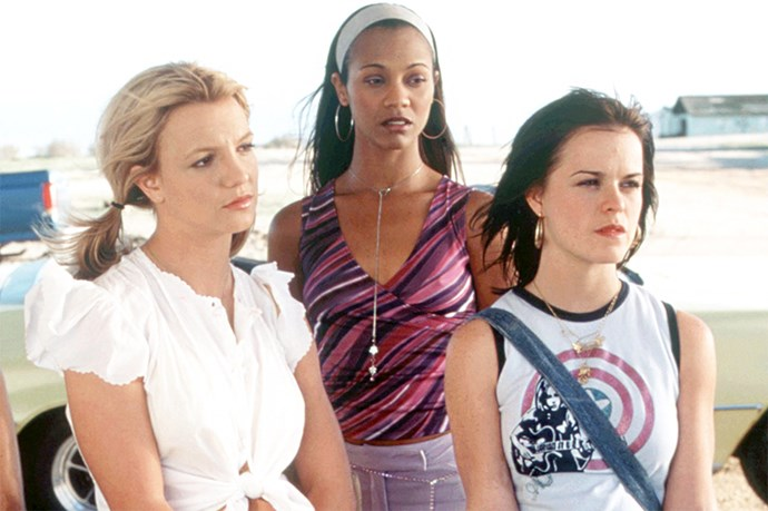 <strong><em>Crossroads </em>(2002):</strong> As memorable for its cheesy pop soundtrack as Britney Spears' first (and last) movie role.