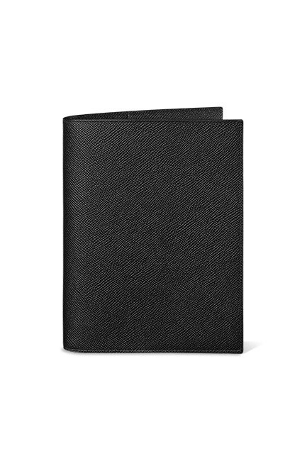 "<strong>Passport Holder.</strong> <br><br>A stylish travel accessory = a worthy investment. <br><br>Passport holder, $985, <a href=""http://australia.hermes.com/leather/agendas/agenda-covers/black/globe-trotter-15787.html?color_hermes=NOIR&material_leather=VEAU%20EPSOM&nuance=1"">Hermès</a>"