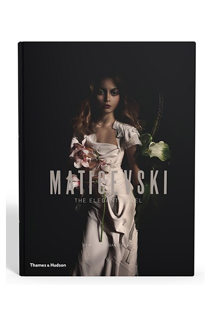 "<strong>Coffee table tome.</strong> <br><br>The best bit: you get to pick the topic. <br><br>Book, $80, <a href=""http://www.tonimaticevski.com/shop-clothing/objects/maticevski-the-elegant-rebel-2973.html"">Maticevski </a>"