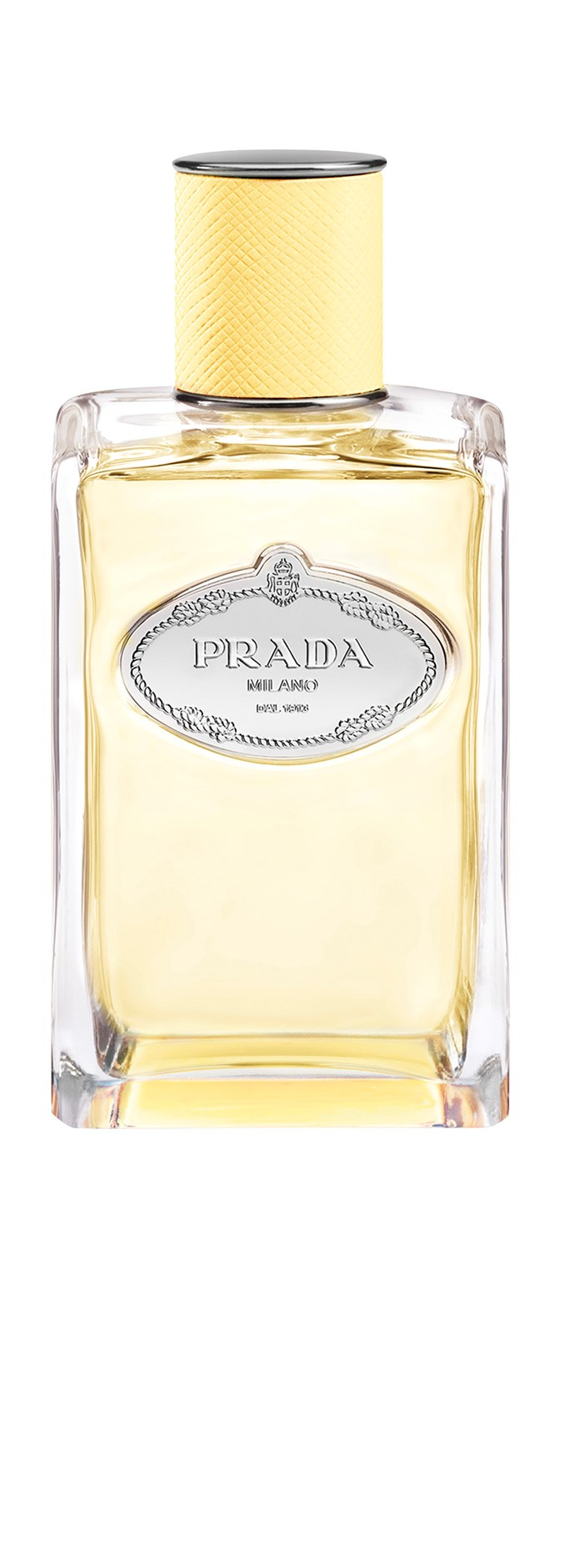 <p>Prada's Infusion collection focuses on enhancing a single ingredient for each scent. The newest addition Mimosa is a soft, floral fragrance that was created to smell like a tree in full bloom.  Star Anise Oil blends with mimosa, mandarin and rose for a velvety scent that is perfect for spring/summer.</p> <p><em>Les Infusions De Prada Mimosa, $175 for 100ml, Prada, 1800 241 092</em></p>