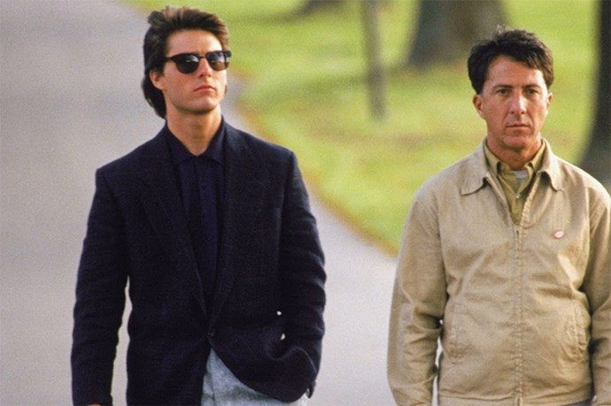 <strong>Rain Man (1988):</strong> A heart-wrenching family tale told by Tom Cruise at his prime.
