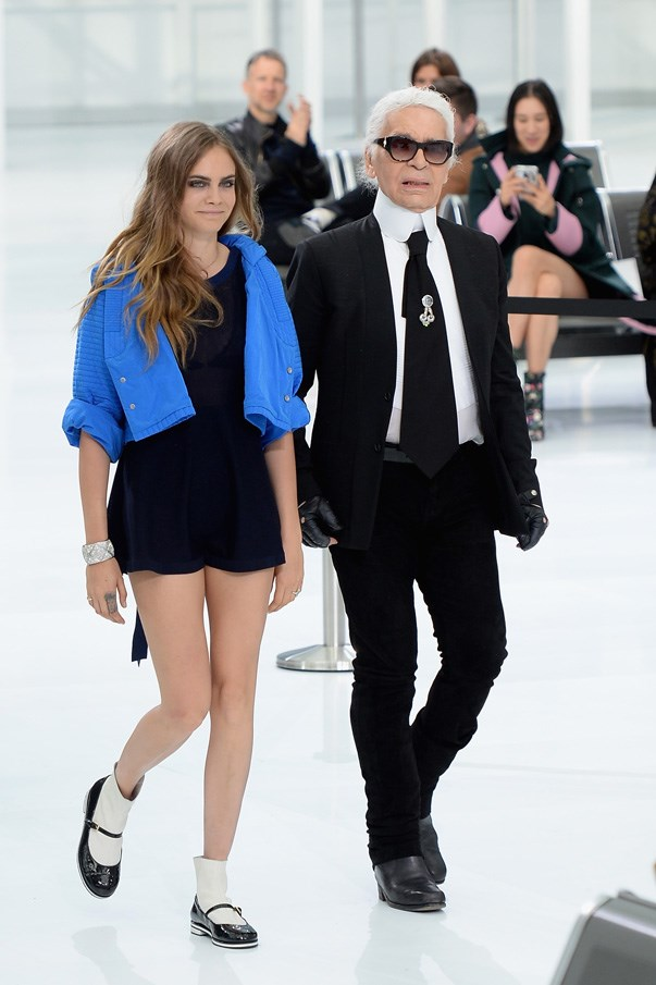 <p><strong>7. Cara Delevingne</strong> <p>US$8,500,000.