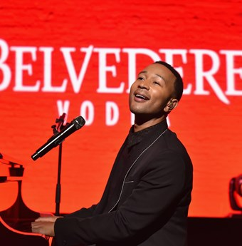 john legend belvedere red vodka charity campaign apollo theatre