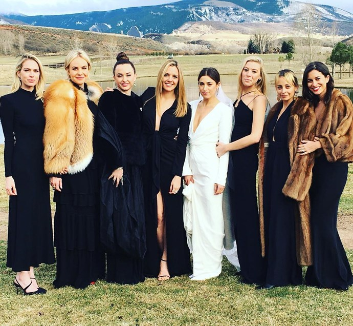 "<p><strong>Jamie Schneider Mizrahi</strong> <p>To think about Jamie's Hollywood connections you only have to look at who was at her April wedding. When she got married, guests included Nicole Richie, Jessica Alba, Kate Hudson, Katy Perry and Rachel Zoe. Her roster of clients includes Riley Keough, Ashley Benson and Suki Waterhouse. <p><a href=""https://www.instagram.com/sweetbabyjamie/"" target=""_blank"">Instagram.com/sweetbabyjamie</a>"