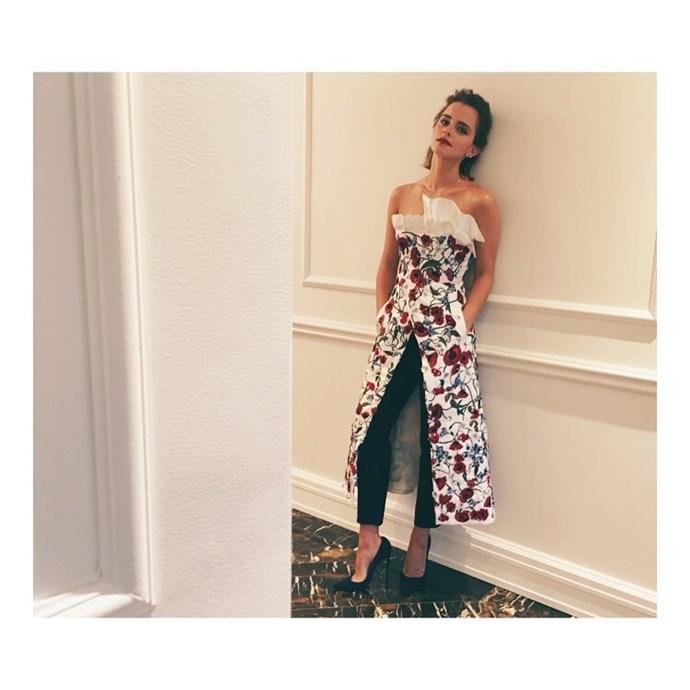 "<p><strong>Sarah Slutsky</strong> <p>Aside from having a really dreamy Instagram feed, Sarah Slutsky is also stylist to Emma Watson and Elizabeth Olsen. <p><a href=""https://www.instagram.com/sarahslutsky/?hl=en"" target=""_blank"">Instagram.com/sarahslutsky</a>"
