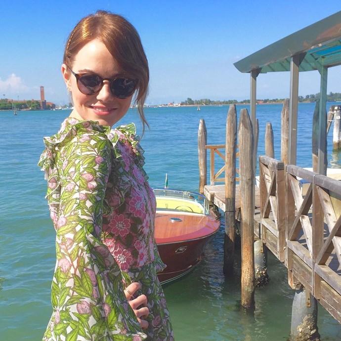 "<p><strong>Petra Flannery</strong> <p>Having clients like Emma Watson, Amy Adams, Zoe Saldana and Emilia Clarke keeps Petra Flannery pretty busy. <p><a href=""https://www.instagram.com/petraflannery/"" target=""_blank"">Instagram.com/petraflannery</a>"