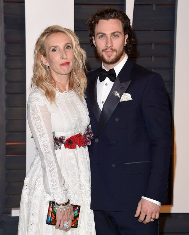 <p> Sam Taylor-Johnson, 49, and Aaron Taylor-Johnson, 26. <p> Difference: 23 years.