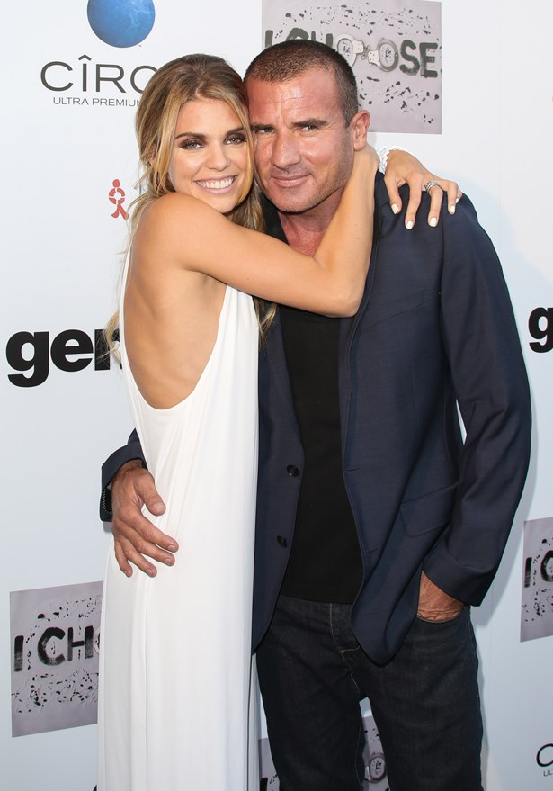<p> AnnaLynne McCord, 29, and Dominic Purcell, 46. <p> Difference: 17 years.