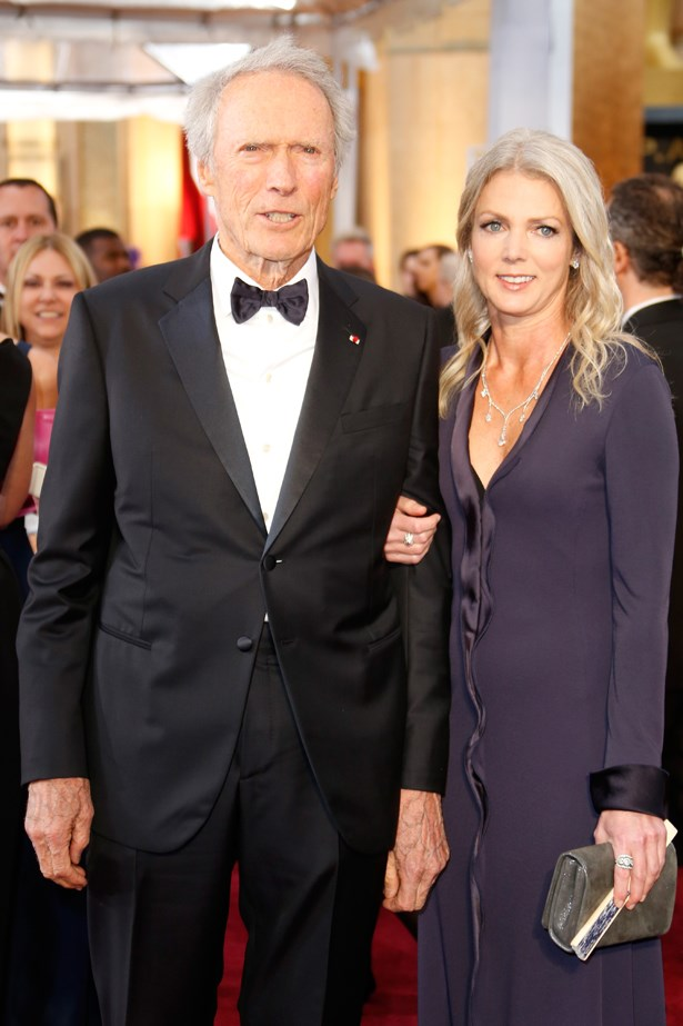 <p> Christina Sandera, 53, and Clint Eastwood, 86. <p> Difference: 33 years.