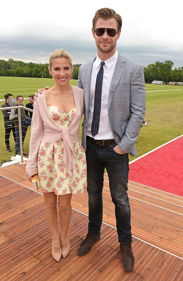 """<p>How did Chris and Elsa meet? They were introduced by talent agent William Ward in early 2010. Of falling in love with Elsa, Chris told <a href=""""http://www.elle.com/culture/celebrities/a31866/chris-hemsworth/"""" target=""""_blank""""><em>ELLE</em></a>, """"There was no lightbulb moment. From the first time we met, we just made sense. She's fun. She's outgoing, and she has a sense of humour and a passionate attitude toward life, which is nice to try and keep up with."""""""