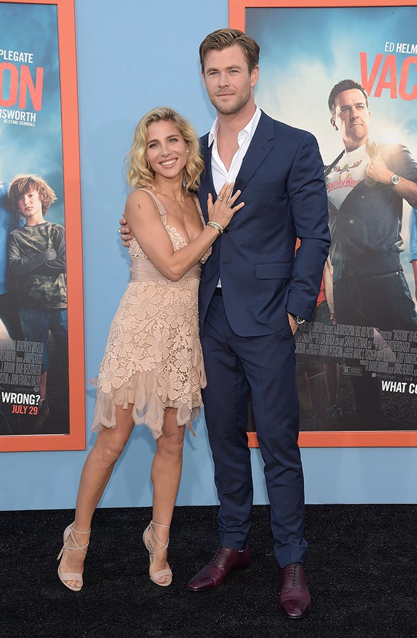 """<p>The spark will never die for Chris, who told <a href=""""http://www.dailymail.co.uk/tvshowbiz/article-3568602/Chris-Hemsworth-opens-relationship-wife-Elsa-Pataky.html"""" target=""""_blank""""><em>TV Week</em></a>, """"Each week I find something different, more I love about her. It continues to grow, which is a great thing."""" <em>Swoon</em>."""