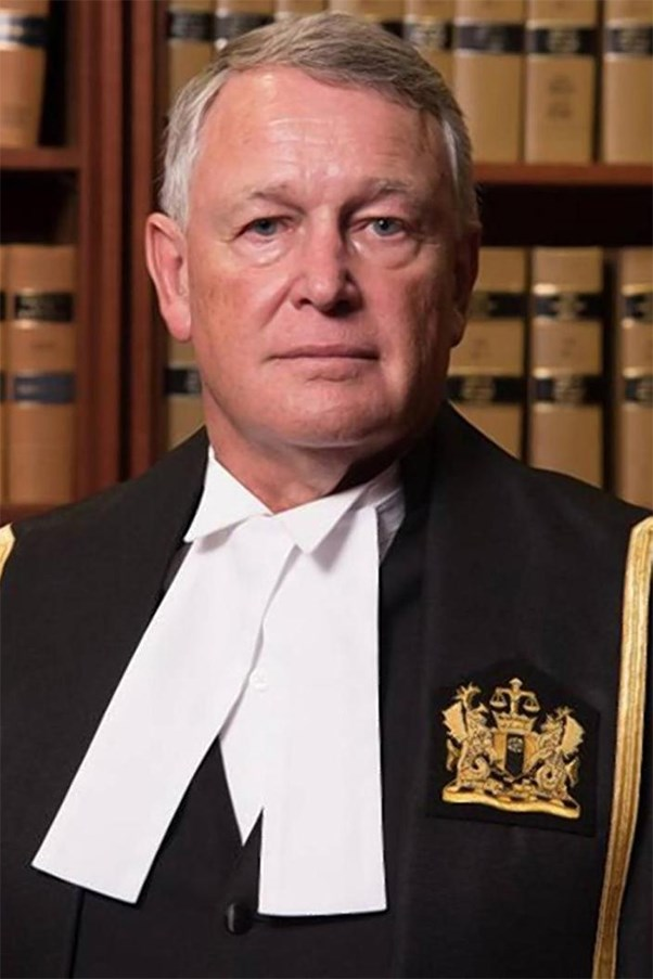 Judge Robin Camp.
