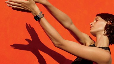 A Luxe New Tech-Charged Apple Watch Hermès