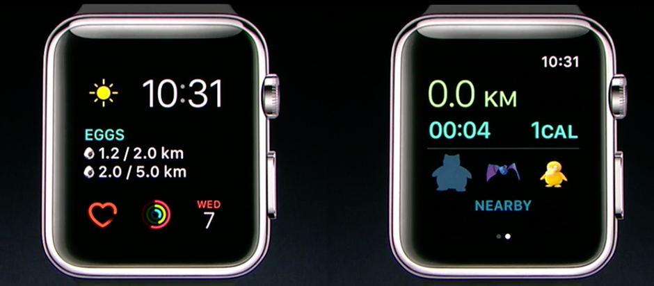 Pokémon GO Is Coming To The New Apple Watch : Elle