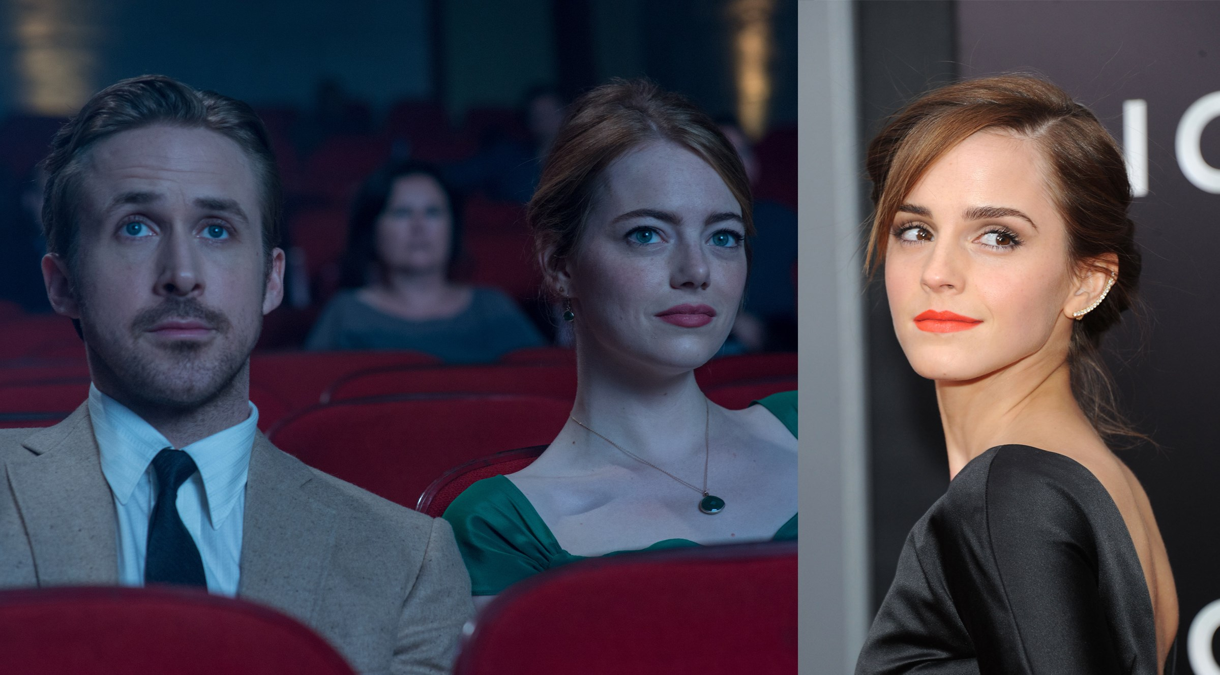 Emma Stone teamed up with her on-screen soulmate Ryan Gosling for the second time in <em>La La Land</em>, but Emma's role almost went to another Emma: Watson.