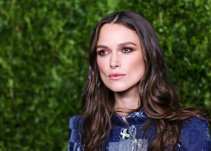keira knightley chanel dinner