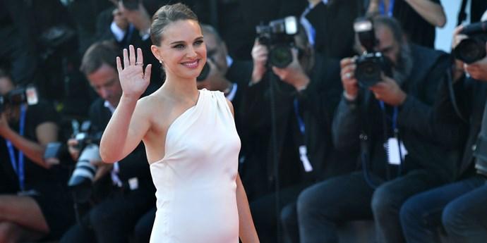 Natalie Portman is pregnant