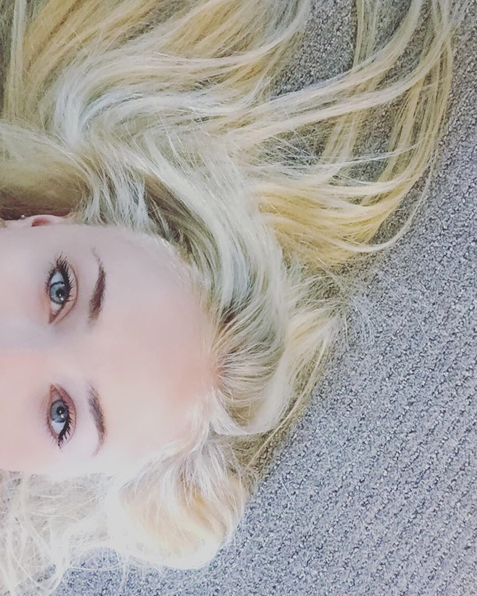 "<p>Sophie Turner <a href=""https://www.instagram.com/p/BIdBCfihi3n/?taken-by=sophiet"" target=""_blank"">""did a thing""</a> to her hair in July. People thought it could be for a <em>Game of Thrones</em>-related storyline, but it appears to be for another role. Sophie is actually a natural blonde and dyed her hair red to play Sansa Stark."