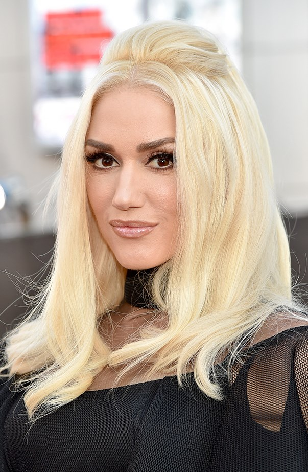 <p>Platinum hair has been Gwen Stefani's beauty signature for years.