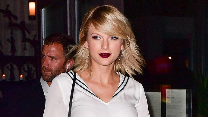 Taylor Swift in New York City September 2016