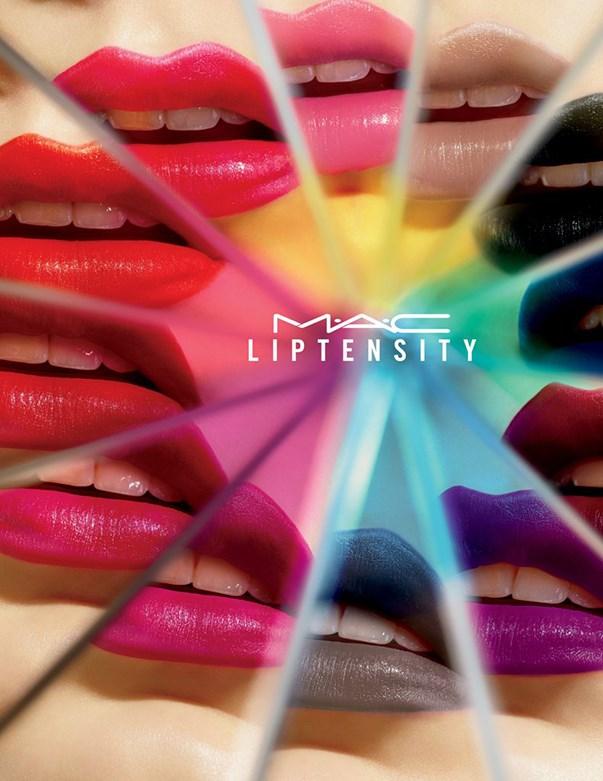 MAC Liptensity Lipsticks
