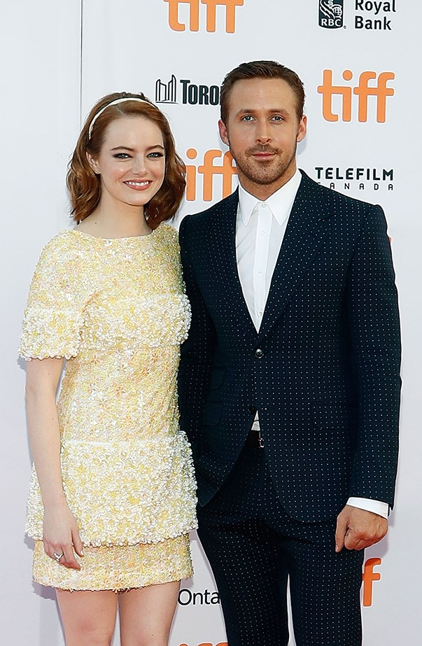 <p>Check out the best celebrity looks from the 2016 Toronto International Film Festival.