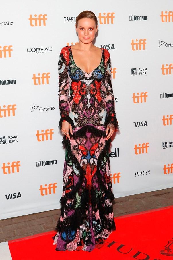<p>Brie Larson.