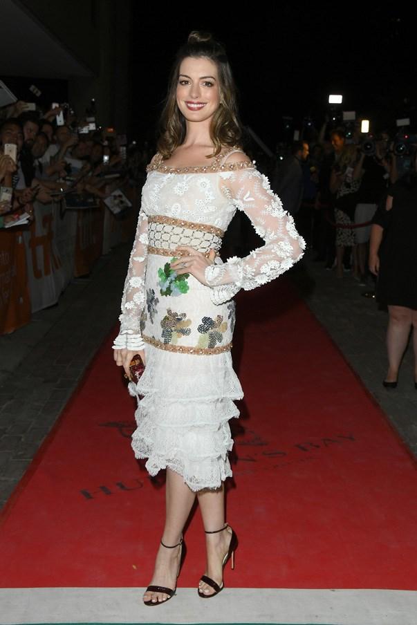 <p>Anne Hathaway.