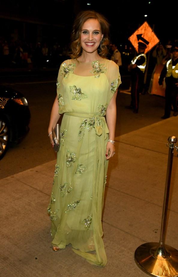 <p>Natalie Portman.