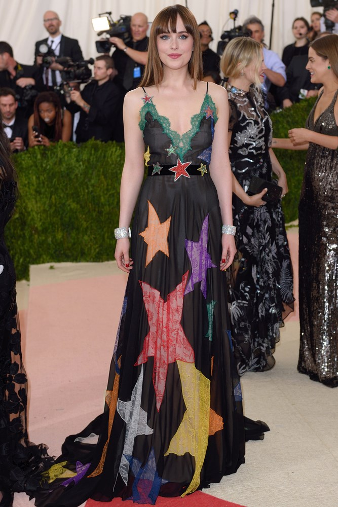 In Gucci at the 2016 Met Gala