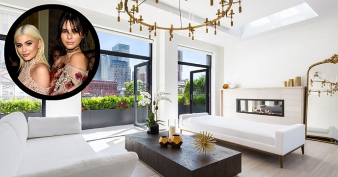 kendall kylie jenner airbnb