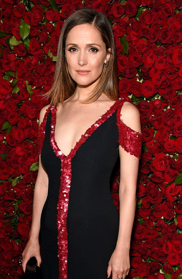 <p>Rose Byrne's real name is Mary Rose Byrne.