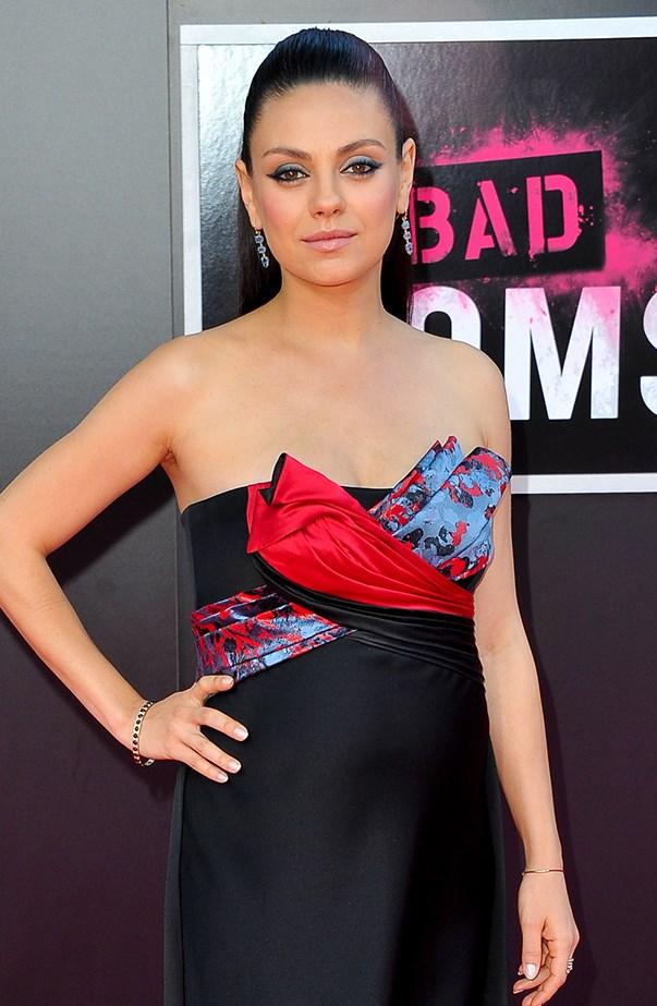 <p>Mila Kunis' real name is Milena Markovna Mila Kunis.