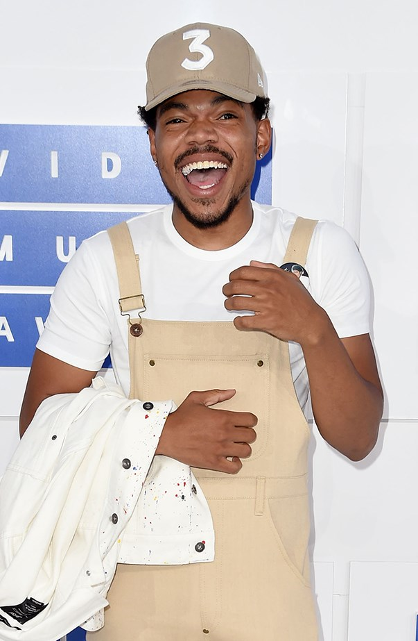 <p>Chance the Rapper's real name is Chancelor Bennett.