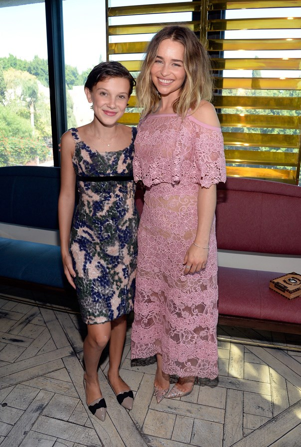 <p>Check out the style from the BAFTA LA Tea Party.