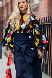The Best Street Style From London Fashion Week SS17