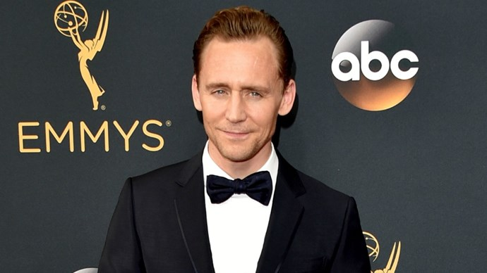 Tom Hiddleston At 2016 Emmys